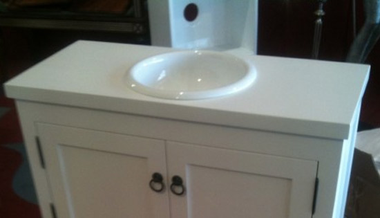 New Range of Custom Made Solid Timber Vanities